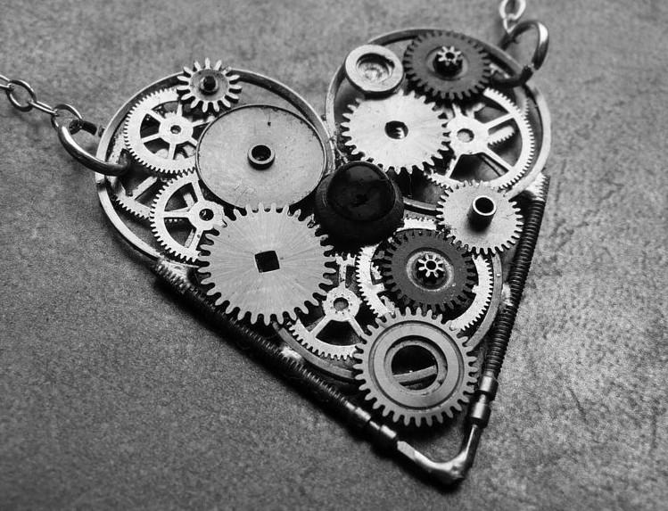 The Machine Soul